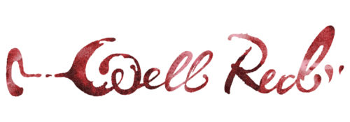 Well Red Wine Magazine logo